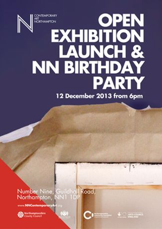 Open Exhibition Launch & NN Birthday Party: Image 0