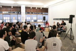 Letters to the Mayor. Sao Paulo. Seminar. 1 Project. 06.08.2016. Courtesy of Pivo. Photo Henrique Lukas