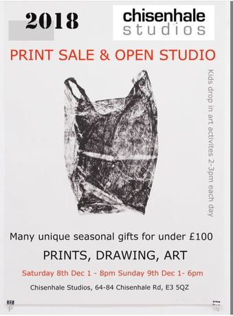 Open Studios and Print Sale: Image 3