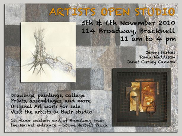 Open Studios at the ReOrsa Project Space: Image 0