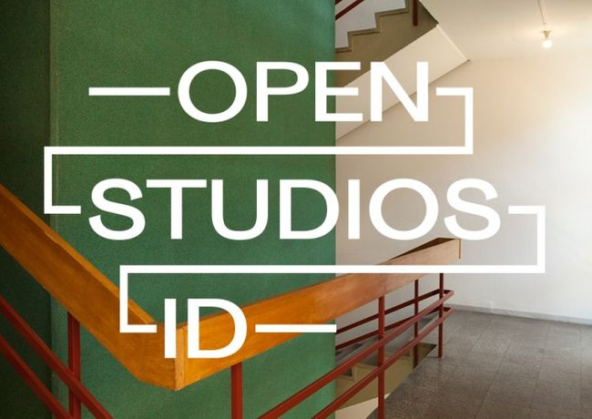 Open Studios ID. September 2018