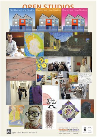 Open Studios Weekend - Blackhorse Lane Studios: Image 0