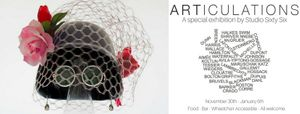 Opening Reception: ARTICULATIONS