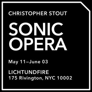 Christopher Stout SONC OPERA ( Announcement Design, Christopher Stout)