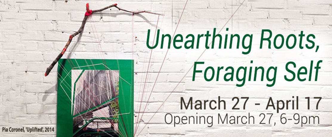 Opening Reception: Unearthing Roots, Foraging Self: Image 0