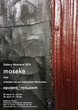 moseke presents #informel