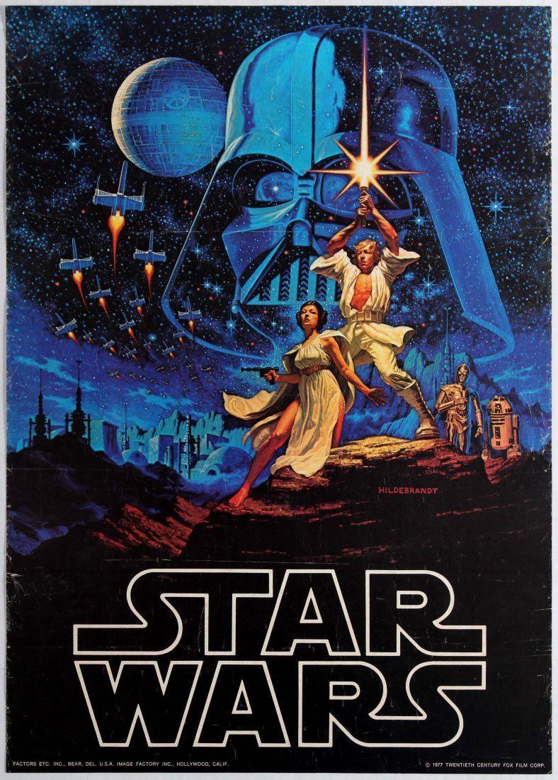 Film Poster Original Art