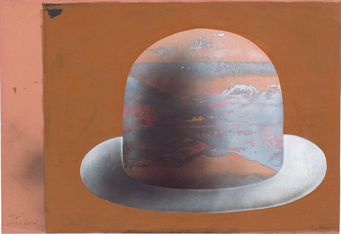 Other Hats. Icelandic Printmaking: Image 0
