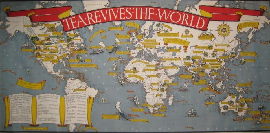 Out of the Shadows: MacDonald ('Max') Gill decorative map posters and visual genius: Image 0