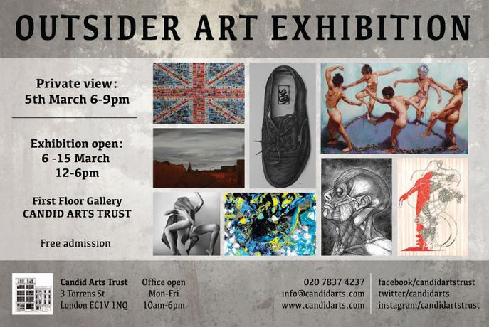 Outsider Art Exhibition: Image 0