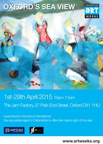 Oxford's Sea View - Oxfordshire Artweeks Taster Exhibition: Image 0