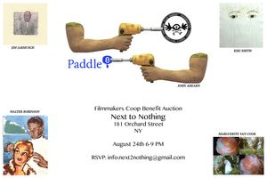 Paddle8 Auction Benefit