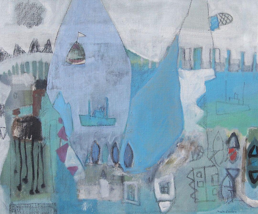 PADRAIG MAC MIADHACHAIN (1929 – 2017) A Life of Painting