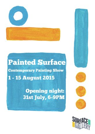 Painted Surface: An Exhibition of Contemporary Painting: Image 0