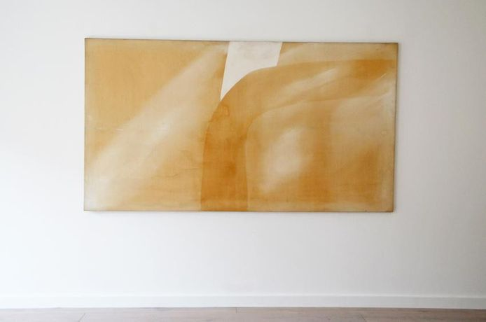 Sandra Blow, Untitled No. 4, 1965, oil on canvas