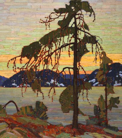Painting Canada: Tom Thomson and the Group of Seven: Image 0
