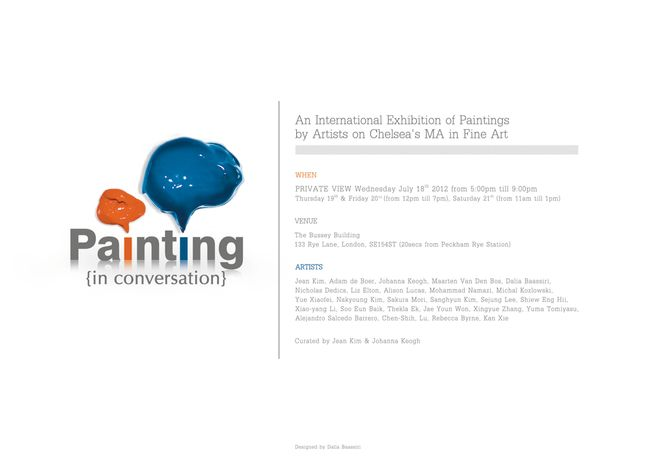 Painting in Conversation: Image 0