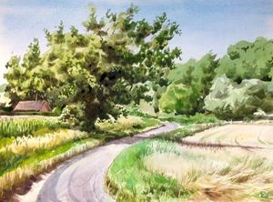 Painting the East Anglian Landscape