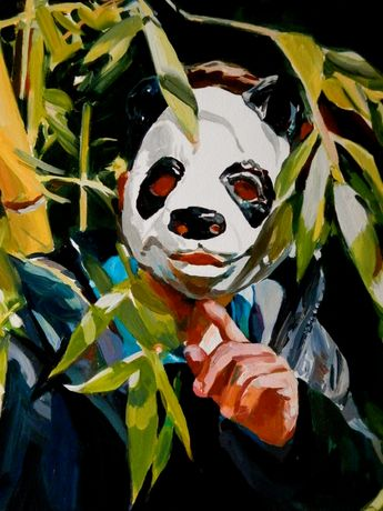 PANDAMONIUM - 'a group show to melt the hearts of the even the most miserable types': Image 0