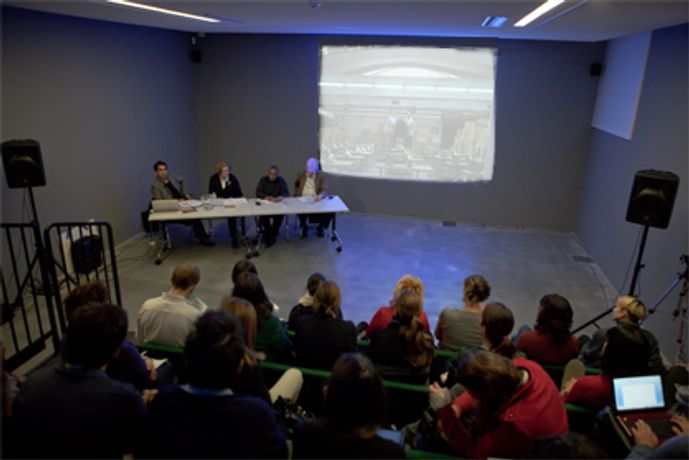 Panel discussion: artists' exchanges with China: Image 0