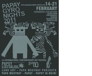 Papay Gyro Nights 2011: 1st International Contemporary Art Festival