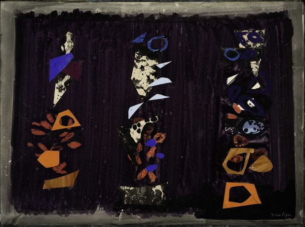 Stain Glass by John Piper
