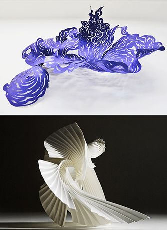 Paper Sculpture Workshop with Richard Sweeney: Image 0