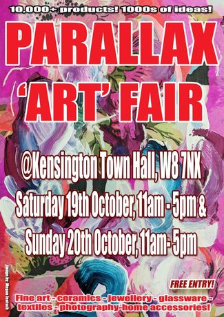 Parallax Art Fair 27th Edition in October 2019: Image 0