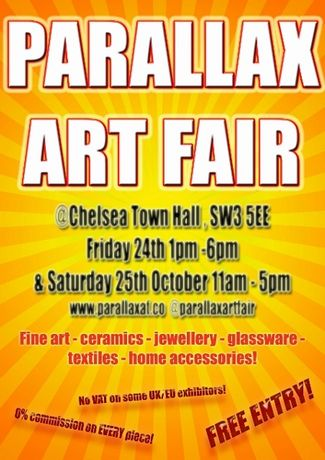 Parallax Art Fair October 2014: Image 0