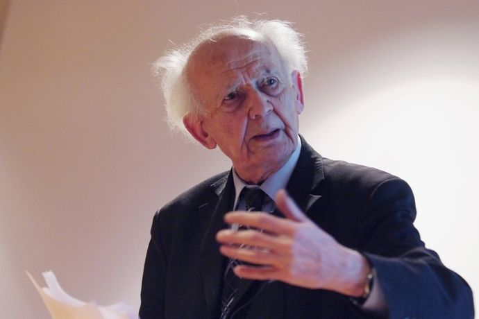 Park Nights 2014: Zygmunt Bauman, Giving and Taking: Image 0