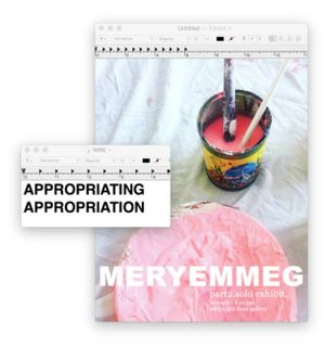 PART. 2 APPROPRIATING APPROPRIATION. Meryem Meg