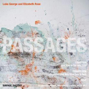 'PASSAGES' by Luke George and Elizabeth Rose