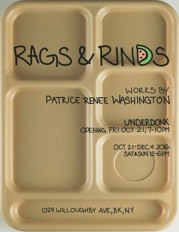 Patrice Renee Washington. Rags & Rinds