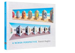 Patrick Hughes - A Newer Perspective Book Launch & Artists Talk