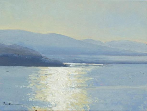 Morning light, Corfu