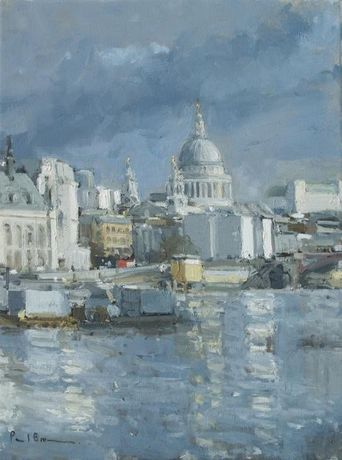 Brooding Sky, St. Paul's