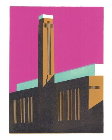 Tate Modern by Paul Catherall