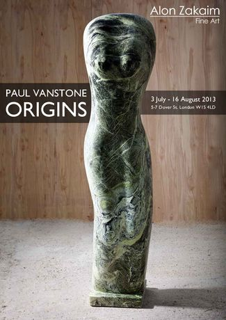 Paul Vanstone - Origins: Image 0