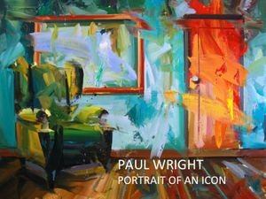 Paul Wright - Portrait of an Icon