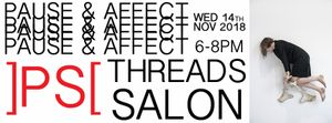 Pause & Affect Salon / November