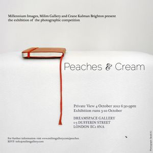 Peaches & Cream II Photographic Exhibition