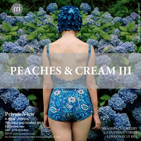 Peaches & Cream III Photographic Exhibition: Image 0