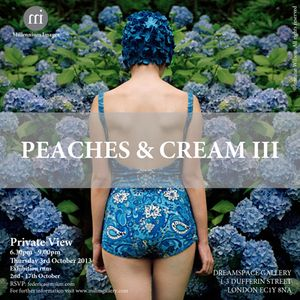 Peaches & Cream III Photographic Exhibition