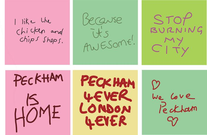 Peckham Peace Wall Public Artwork  Launch: Image 0