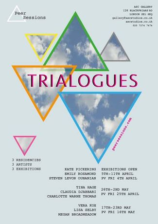 Peer Sessions : Trialogues: Image 0