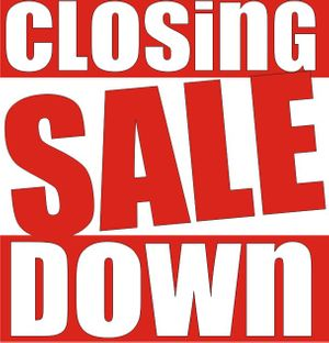 Pelican haus - Closing Down Sale