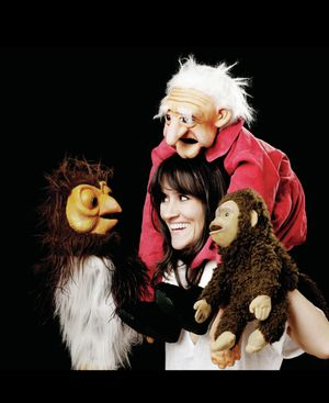 Penny Gaff presents  Simon Munnery Fylm School with Nina Conti
