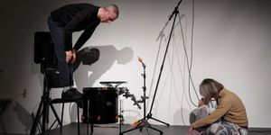 Performance: Paul Abbott and Cara Tolmie
