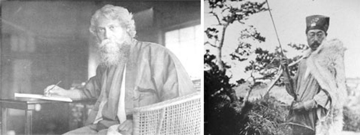 Performing Asia: The Affective affinities of Rabindranath Tagore and Okakura Tenshin: Image 0