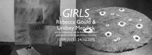 PERICLO presents 'Girls': Rebecca Gould & Lindsey Mendick